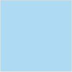 Blue 150 x 150 mm( Plain )